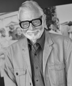 George A. Romero, 2010, 66ème Festival du Cinéma de Venise, Nicolas Genin, Lizenz CC BY-SA 2.0