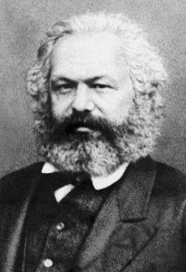 Karl Marx - gemeinfrei