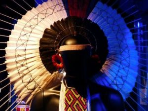 Die indigene Bevölkerung bewohnte das Gebiet des heutigen Brasilien schon vor der Eroberung durch die Portugiesen im Jahr 1500.