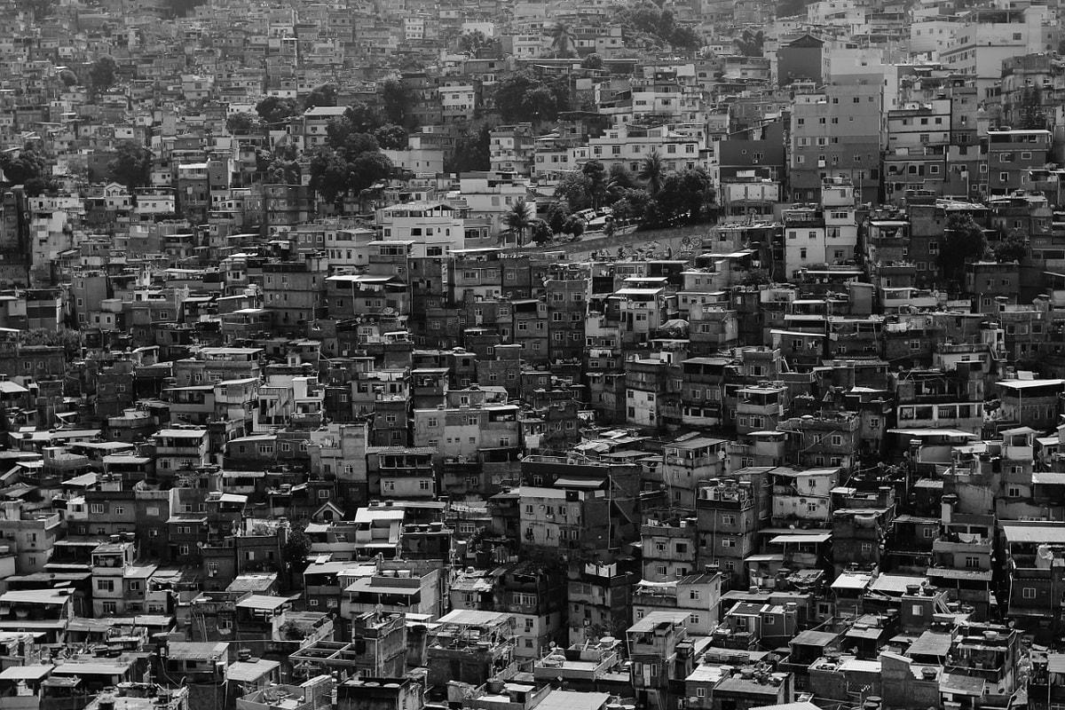 Slums und Armenviertel. (Foto: Free-Photos; Pixabay.com; CC0 Lizenz)
