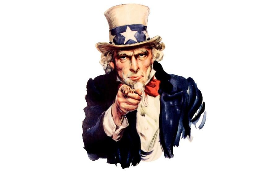 Uncle Sam ist wieder da!