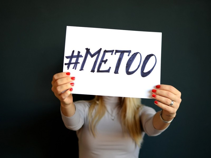 #MeToo – Über die Gewalt gegen Frauen im World Wide Web