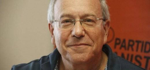Der chilenische Politiker Tomás Hirsch. (Foto: Pressenza)