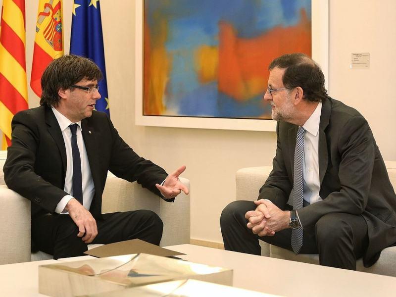 Katalonienkonflikt: Nur ein Kampf zweier rechter Strömungen?