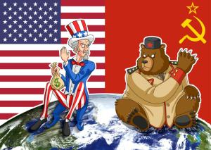 Cold War. Kalter Krieg. Foto Carlos3653, own work, Wikipedia,CC BY-SA 4.0