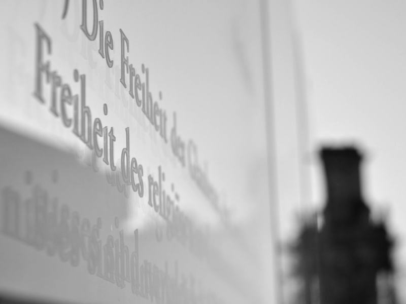 In Berlin wird angerichtet: Tafelrunde für die Verfassung im Kleinen