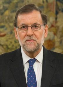 Spaniens Ministerpräsident Mariano Rajoy im Oktober 2016. (Foto: Wikipedia/Gobierno de España)