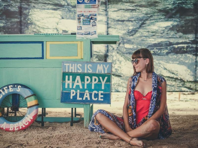 This is my happy place. (Foto: Artem Beliaikin, Unsplash.com)