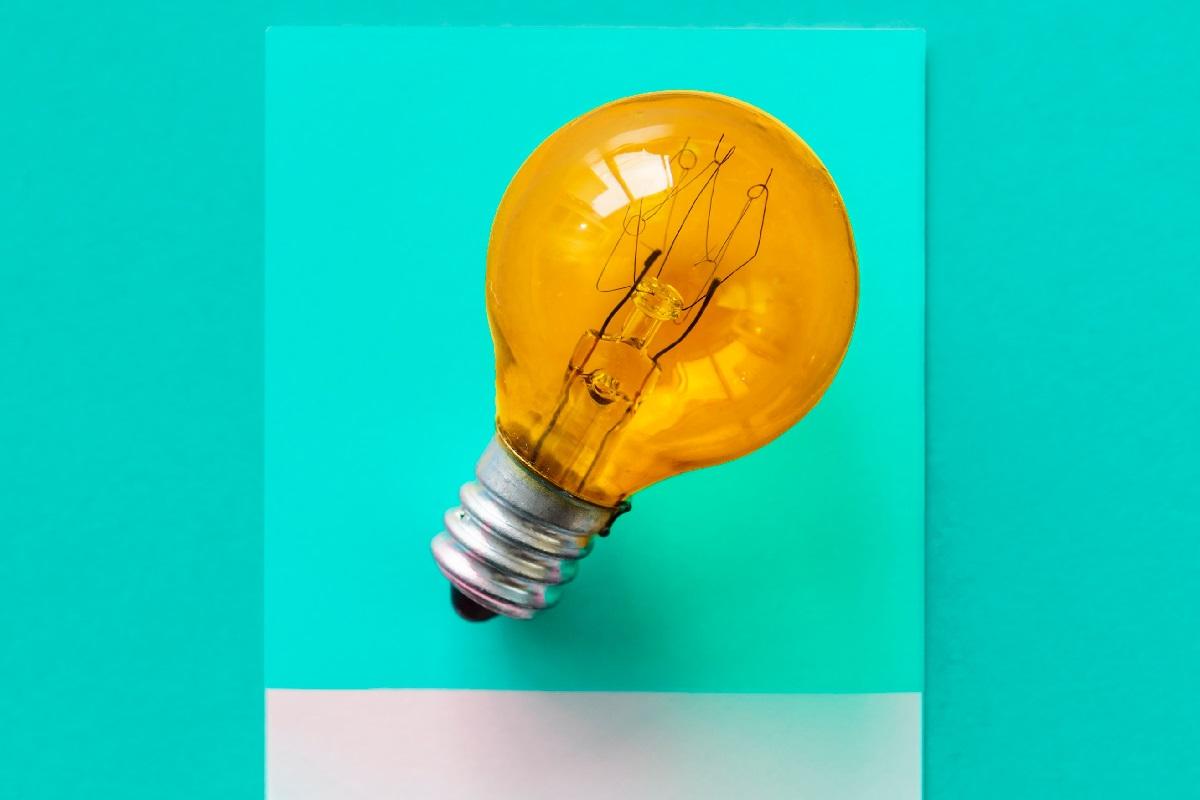 Da geht ein Licht auf. (Foto: Rawpixel, Unsplash.com)