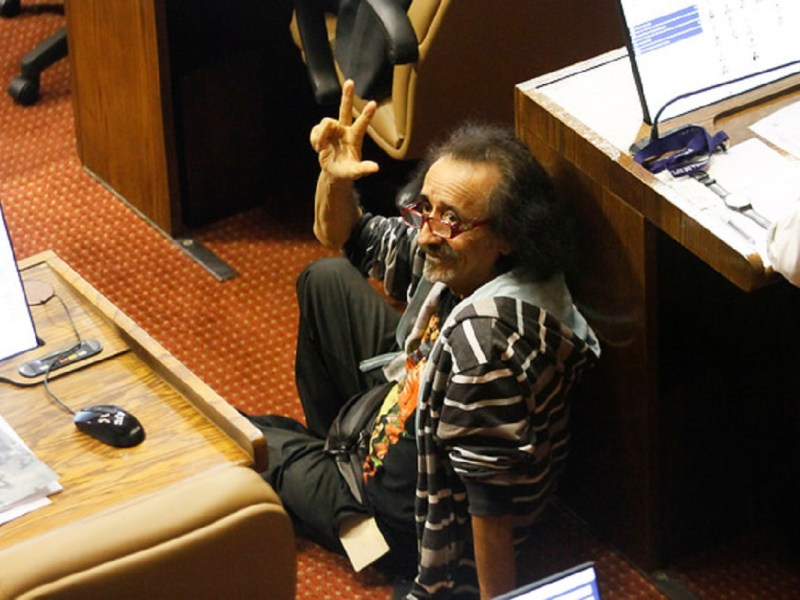 """Florcita Alarcon: """"Ich bin ohne Zweifel sehr weit vom Kapitalismus entfernt."""""""