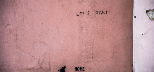 Lets start Home. (Foto: Arunas Naujokas, Unsplash.com)