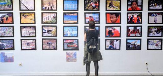 Antonio Sempere. Fotoausstellung. (Foto: Humanistisches Forum)