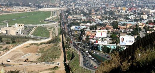 Grenze zwischen USA und Mexiko. (Foto: WikiImages, Pixabay.com; Creative Commons CC0)