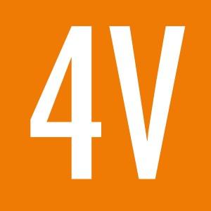 QuatroV (auch bekannt als 4V) ist ein unabhängiges Bürgermedium aus Brasilien.