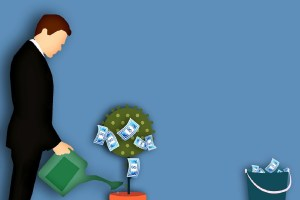 Wachstum und Business. (Illustration: Dorothe, Pixabay.com; Creative Commons CC0)