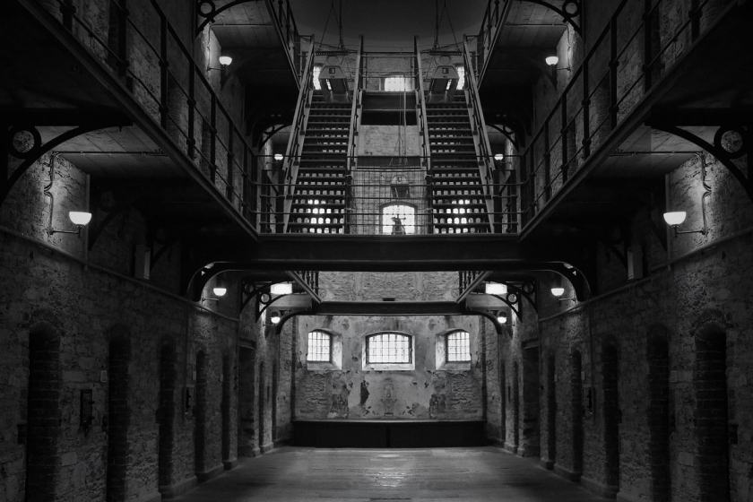 Freedom Rider: Gefängnisstreik 2018