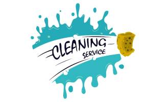 Cleaning Service. (Illustration: Bikki, Pixabay.com, Creative Commons CC0)