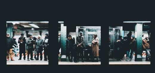 Menschen in der U-Bahn. (Foto: Simon Shim, Unsplash.com)