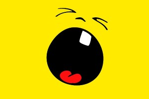 Crying smiley. (Illustration: Alexandra, Pixabay.com, Creative Commons CC0)