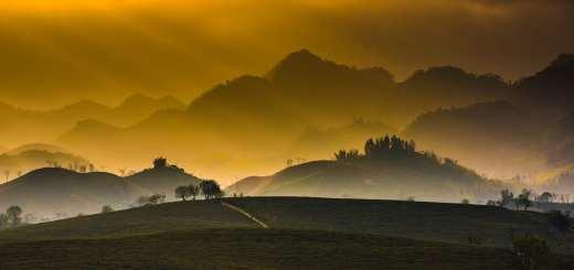 Mộc Châu District, Vietnam. (Foto: Linh Pham, Unsplash.com)