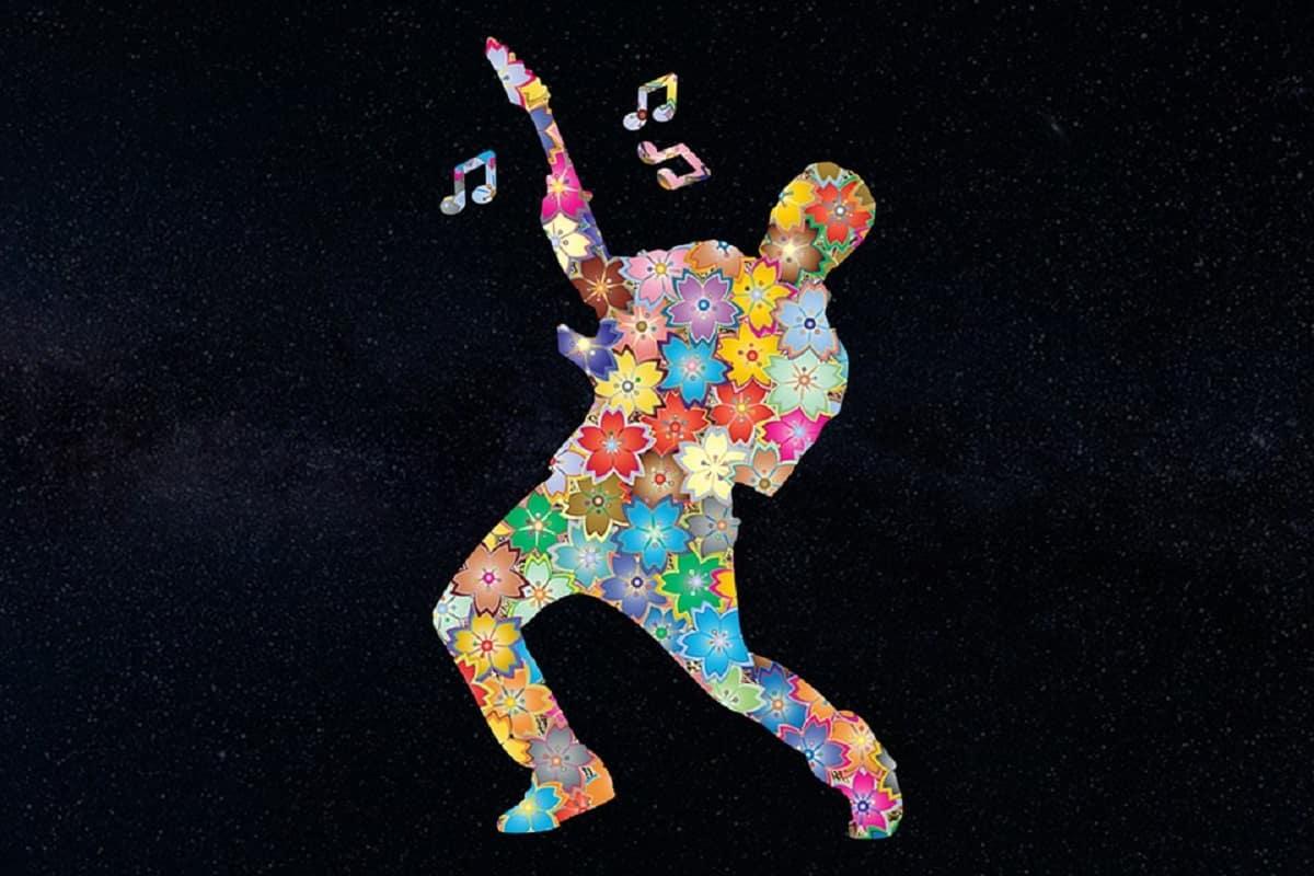 Musician. (Illustration: chiplanay, Pixabay.com,Creative Commons CC0)
