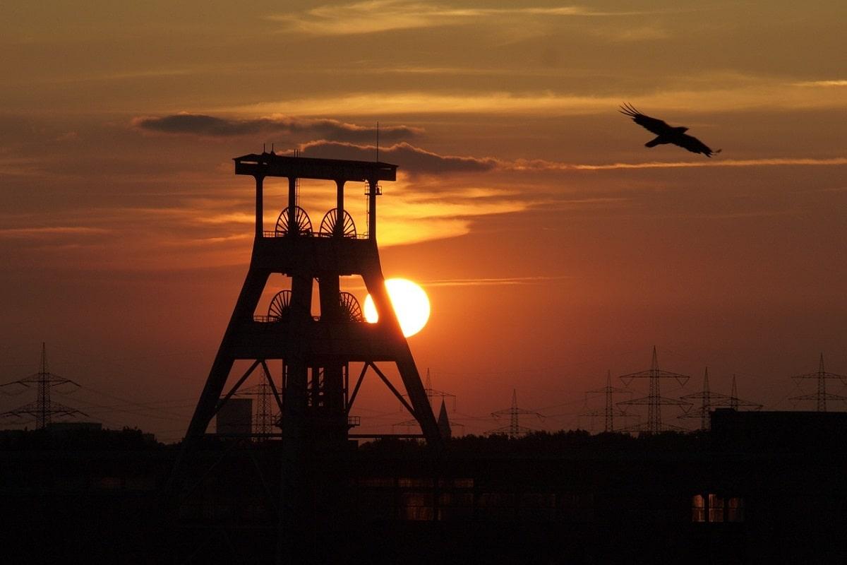 Zeche im Ruhrgebiet. (Foto: Willi Heidelbach, Pixabay.com, Creative Commons CC0)