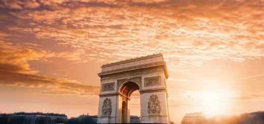Arc de Triomphe, Paris, France. (Foto: Willian West, Unsplash.com)