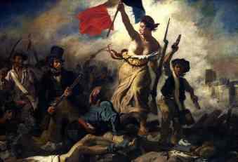 Frankreich hat die historische Erfahrung der Revolution. (Foto: WikiImages, Pixabay)