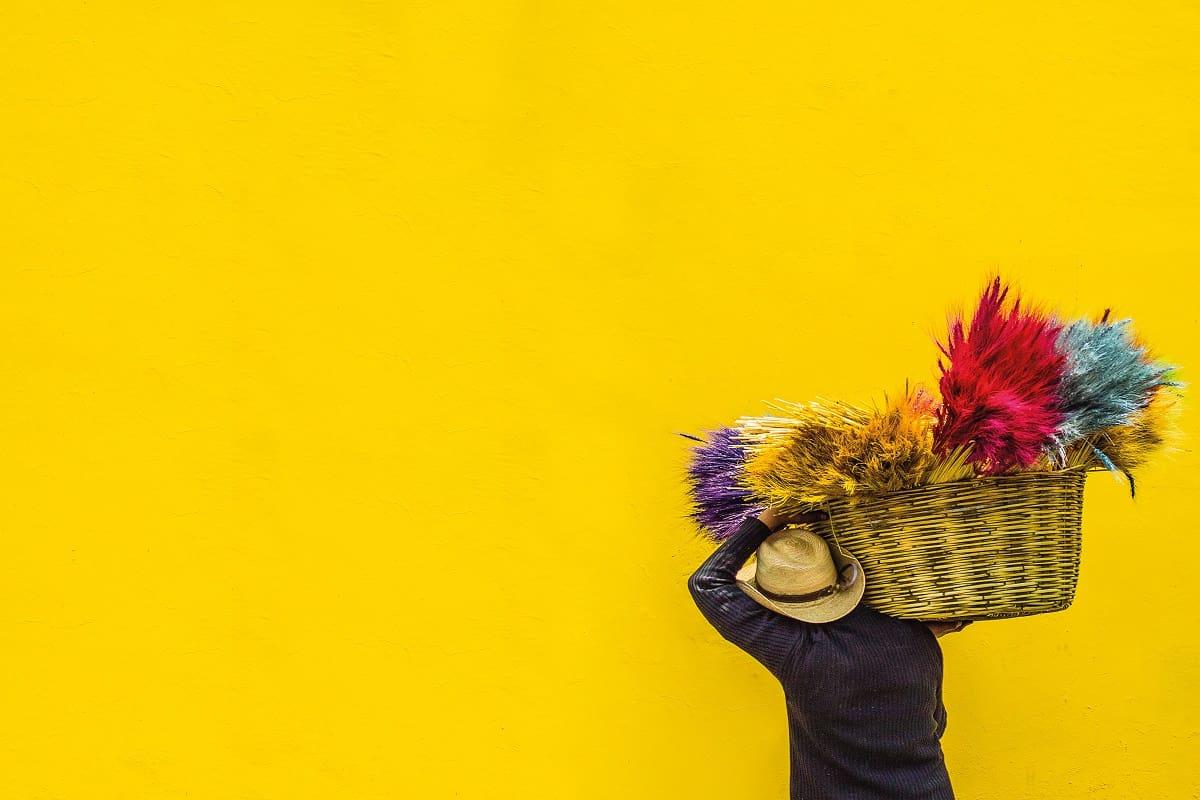 Lateinamerika ist farbenfroh. (Foto: Ronald Cuyan, Unsplash.com)
