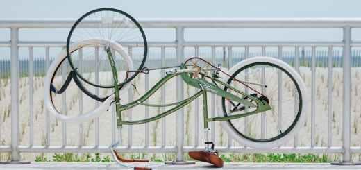 Blackout auf zwei Rädern? Ein verlassenes Fahrrad in New York. (Foto: Alistair Macrobert, Unsplash.com)