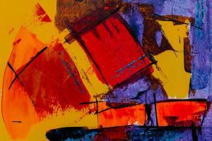 Ein Ausdruck der Heroinen sind Kunst und Malerei. (Foto: Steve Johnson, Unsplash.com)