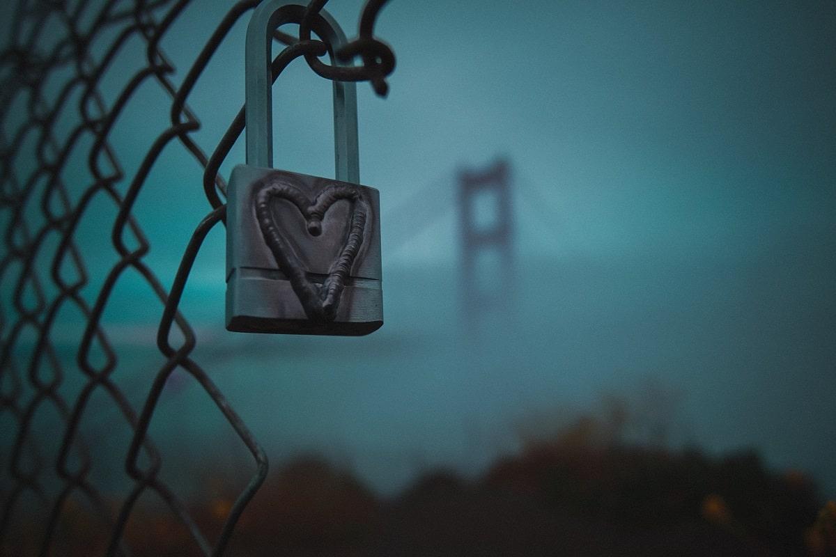 Ein Schloss an der Golden Gate Bridge, San Francisco, United States. (Foto: Casey Horner, Unsplash.com)