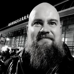 Gert Ewen Ungar ist Blogger. (Foto: Privat)