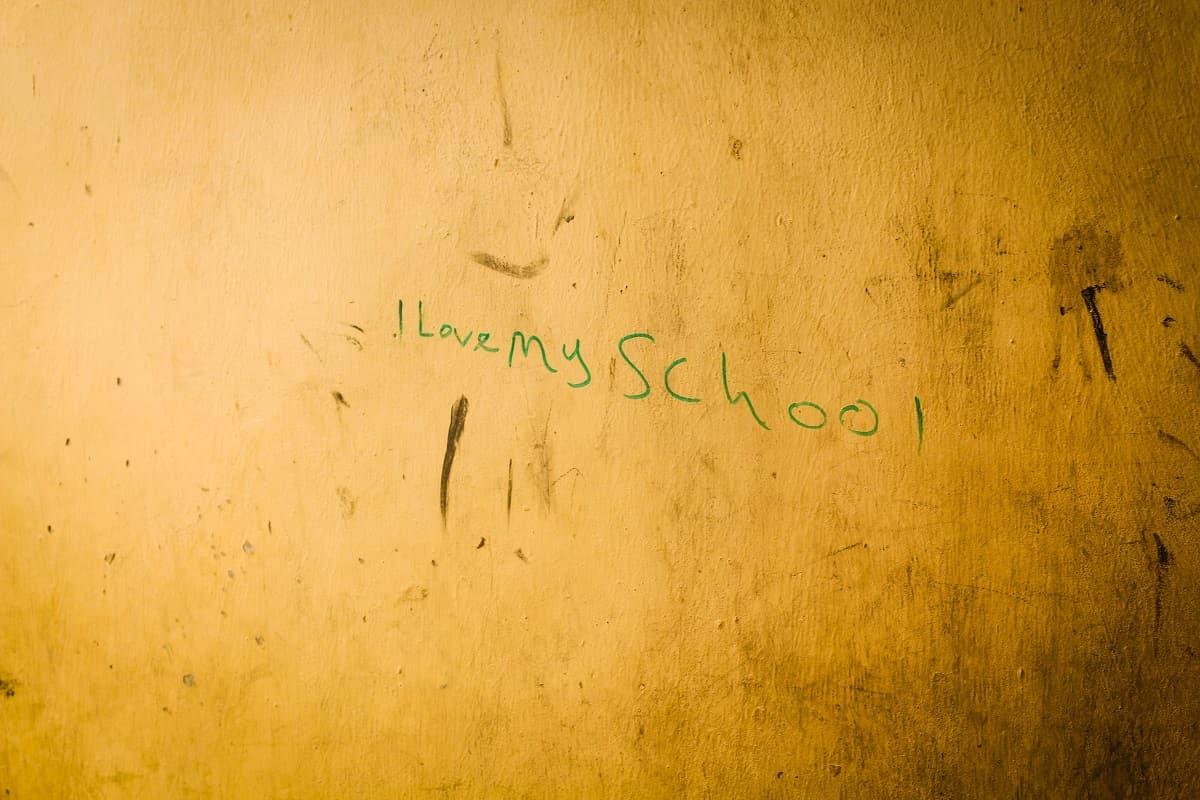 Schule, Bildung, Leben. (Foto: Daniel Omolewa, Unsplash.com)