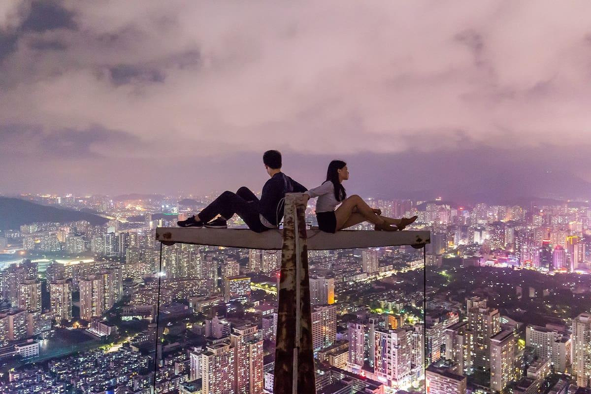 Shenzhen, China. (Foto: Denys Nevozhai, Unsplash.com)