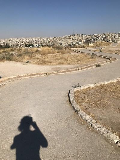 Blick auf Amman, die Hauptstadt von Jordanien. (Foto: Johanna Montanari)