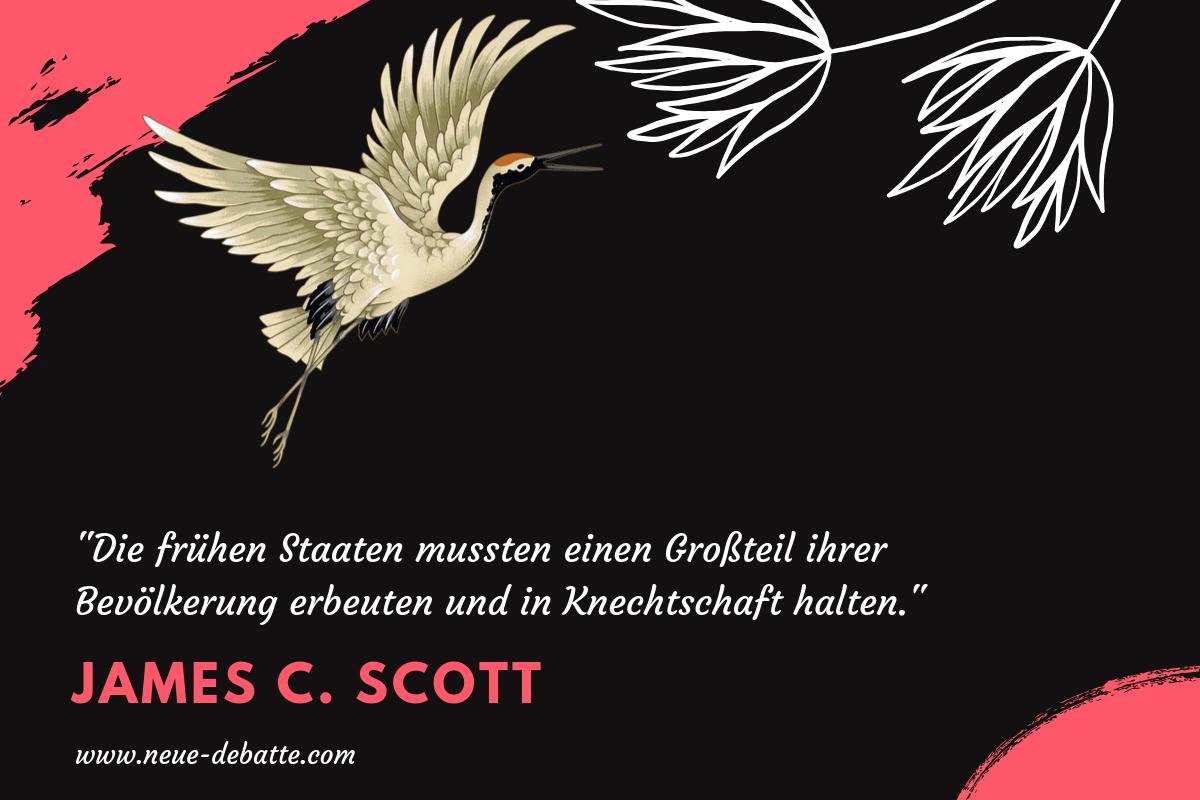 Freiheit, Zivilisation und Staat. (Illustration: Neue Debatte mit Material von Tu Le Anh, Pixabay.com)