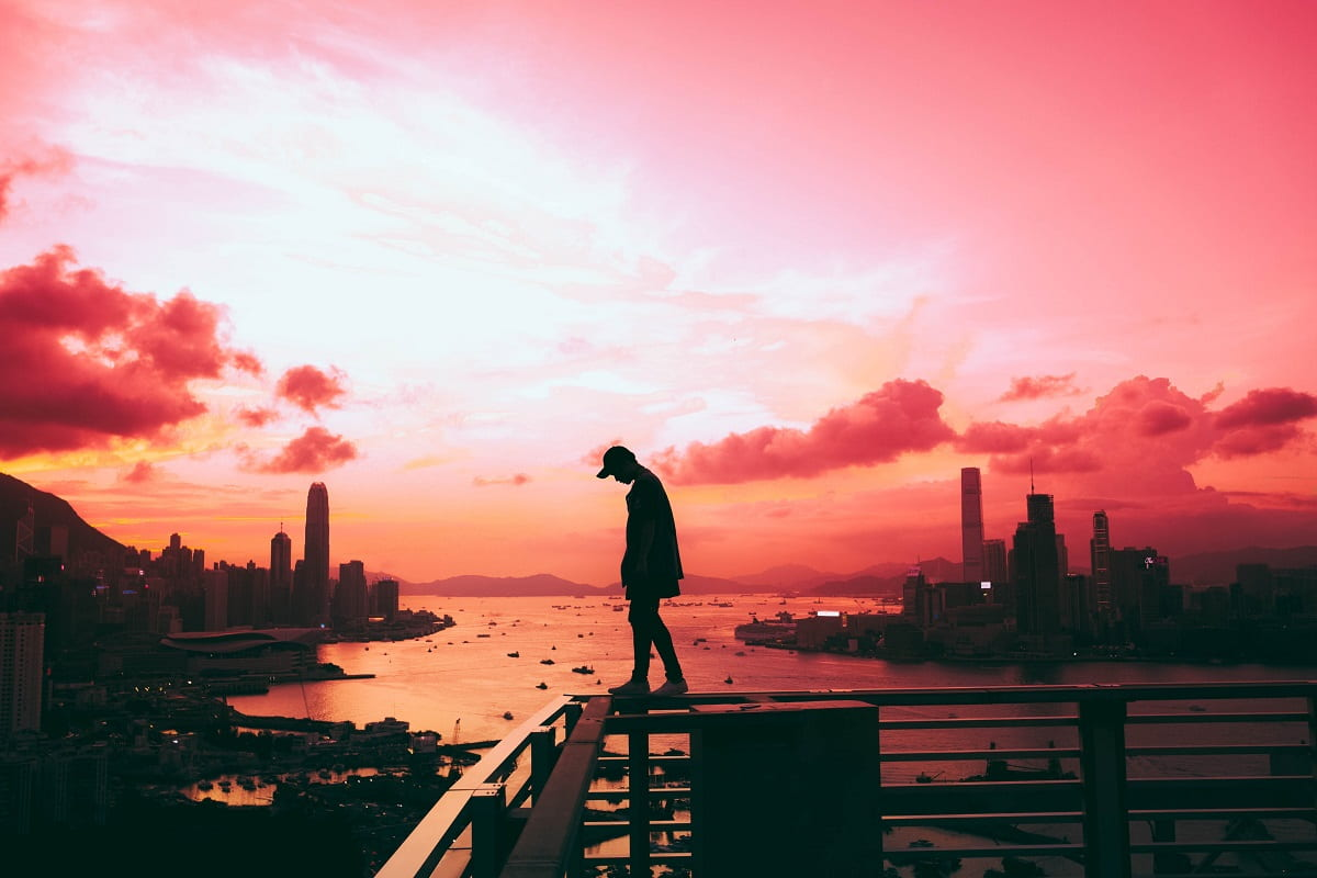 Hongkong. (Foto: Anthony Intraversato, Unsplash.com)