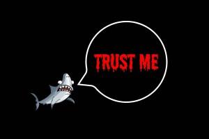Brandstifter bekommen kein Vertrauen. (Illustration: Gerd Altmann, Pixabay.com)