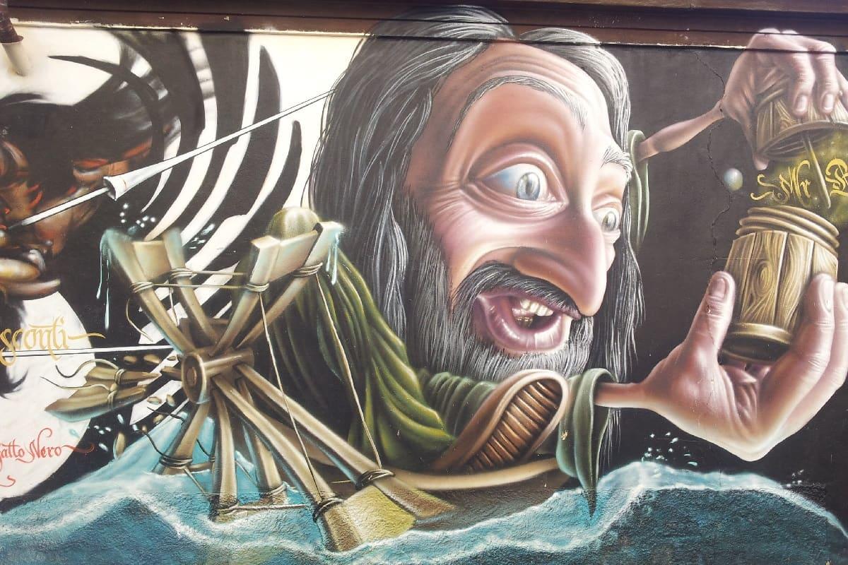 Dem Rechtsradikalismus kann auch mit Kunst begegnet werden. (Foto: Chris Barbalis, Unsplash.com)