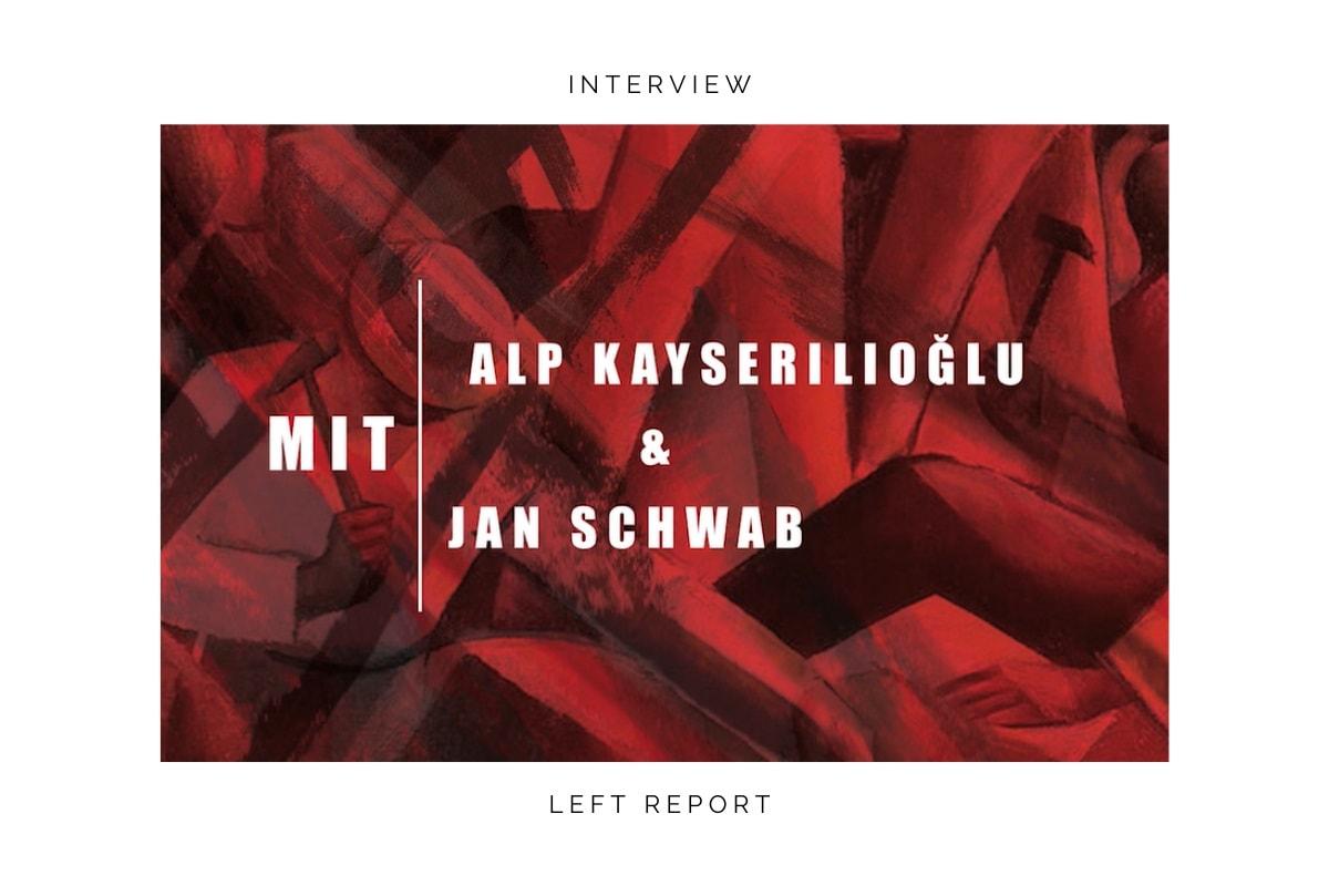 Was ist los in Bolivien? Interview von left report mit Alp Kayserilioglu und Jan Schwab. (Foto: left report)