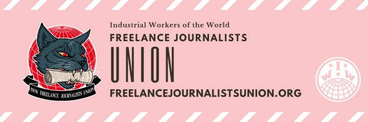 Freelance Journalist Union (Foto: IWW/FJU)