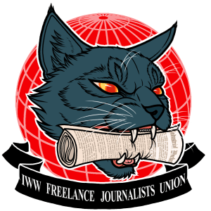 Freelance Journalists Union Logo
