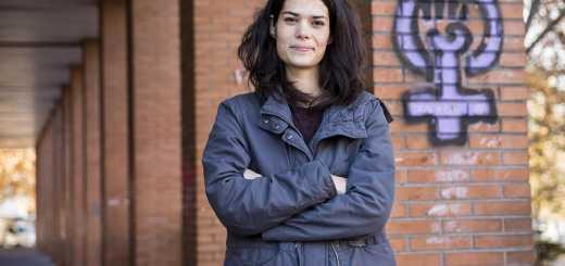Isa Serra David Fernandez. (Foto: David F. Sabadell, Coordinador de Fotografía en El Salto)