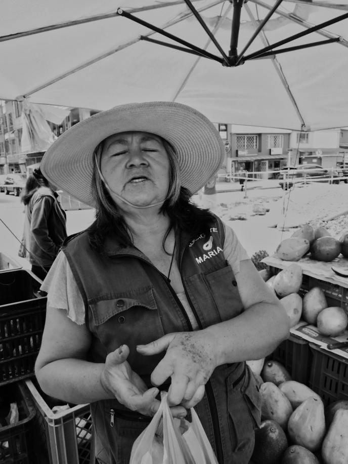 Kolumbien 2020: Arbeiten im informellen Sektor. 002 (Foto: Jairo Gomez)