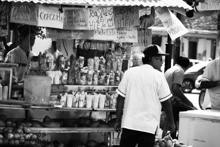 Kolumbien 2020: Arbeiten im informellen Sektor. 004 (Foto: Jairo Gomez)
