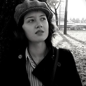 Marija Zwenigorodskaja studiert am Maxim-Gorki-Literaturinstitut in Moskau. (Foto: privat)