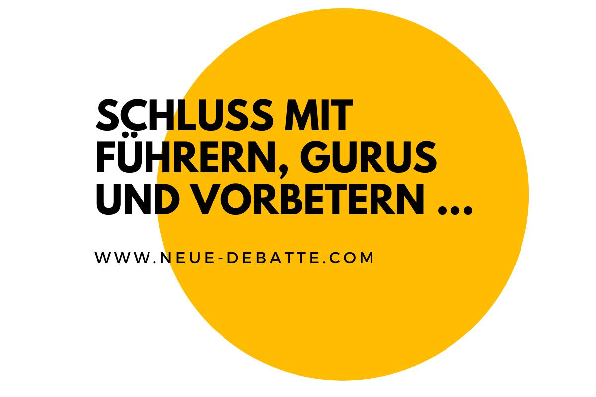 Zurück zur Urdemokratie. Darum dreht sich das Essay von Christof Wackernagel. (Illustration: Neue Debatte)