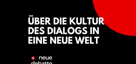 Die Arche ist ein internationales Projekt, um über eine Kultur des Dialogs die neue Welt zu gestalten. (Illustration: Neue Debatte)