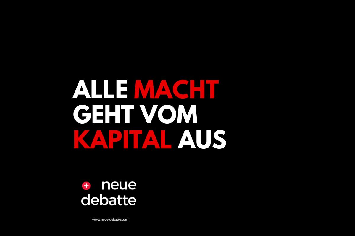 Ein Gespräch mit dem Journalisten Ernst Wolff über die Geschichte des Finanz- und Bankensektors. (Illustration: Neue Debatte)